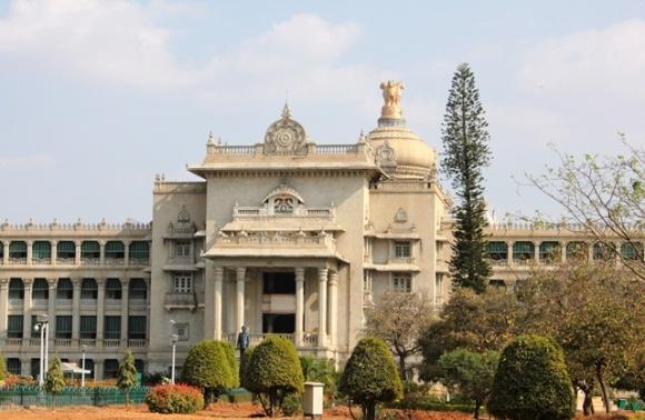 bangalore é desde 1972 a capital do estado de Karnataka