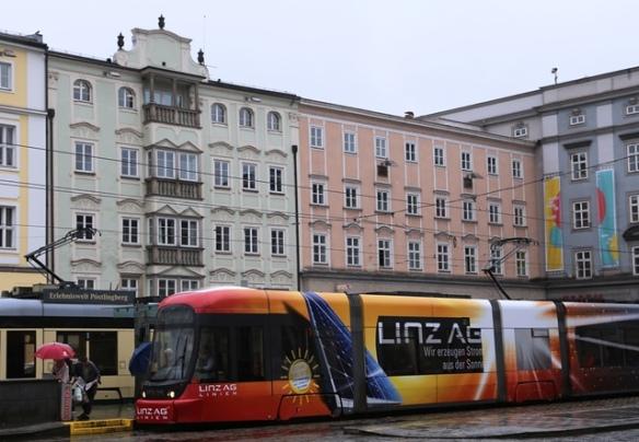 praca central de Linz