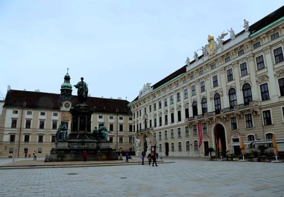 Hofburg e o ultimo imperador Francisco II