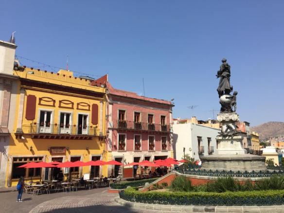 plaza de la paz III